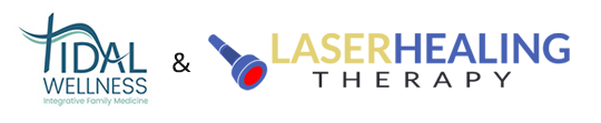 Tidal Wellness and laser therapy healing